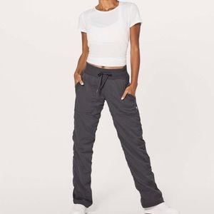 Lululemon Dance Studio Pants Lined Grey Size 12
